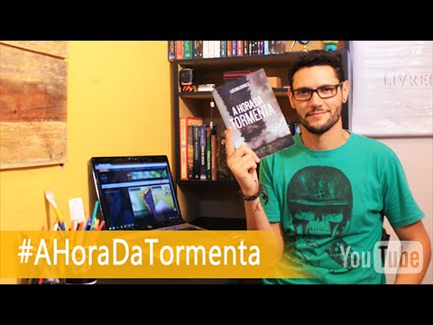 A Hora da Tormenta por Luis Maldonalle | @danyblu @irmaoslivreiro