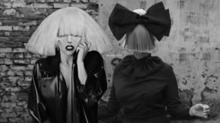 Lady Gaga & Sia - Cheap MANiCURE (Mashup)