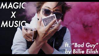 "Billie Eilish ""bad Guy"" And Shin Lim Full Act  Music X Magic"