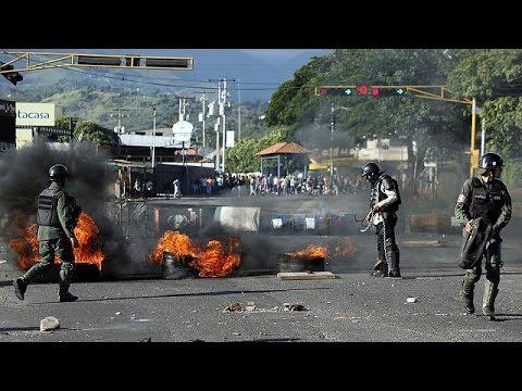 Βόμβες «Πουπούτοφ» εναντίον δακρυγόνων στη Βενεζουέλα