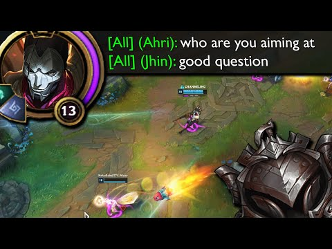 League of Legends but Iron 4 is a magically place in preseason