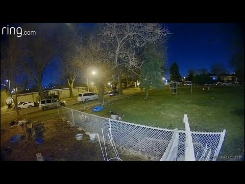 Doorbell camera captures chilling moment man is fatally shot on Chicago's Southwest Side