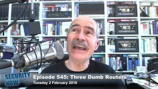 Know How... 315: Networking 102 - Part 4: 3 Dumb Routers