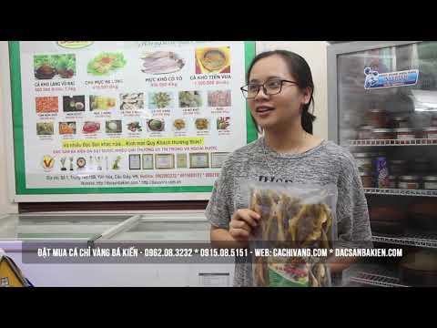 Chị Diệu Ninh - Thanh Xuân, Hà Nội đánh giá Cá Chỉ Vàng Bá Kiến