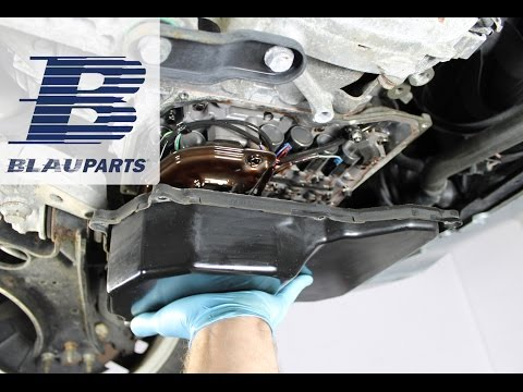 Фото к видео: How To Change VW CC, Passat, Tiguan Transmission Fluid & Filter Aisin 09M