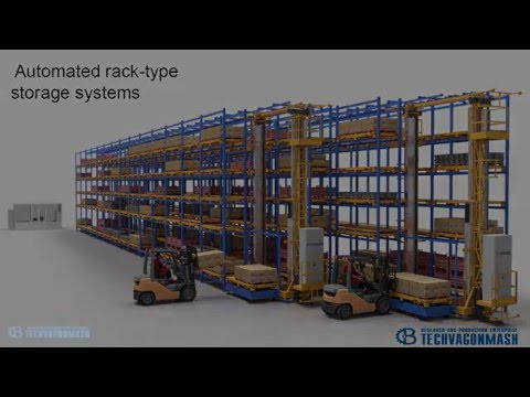 Automated rack-type storage systems