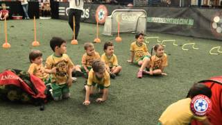 Soccer Time Kids - Teaching 1 to 5 years olds soccer in a fun and safe enviroment