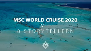 MSC Magnifica: World Cruise 2020