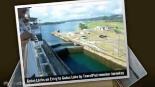 preview picture of video 'Gatun Lake - Panama City, Panama'