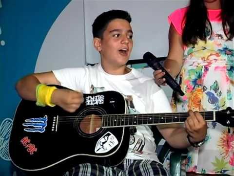 Песню Вахтеры группы Бумбокс исполнили дети в Болгарии