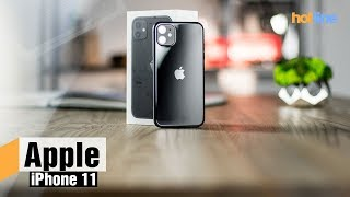 Смартфон Apple iPhone 11 64GB Dual Sim Yellow от компании Cthp - видео 1