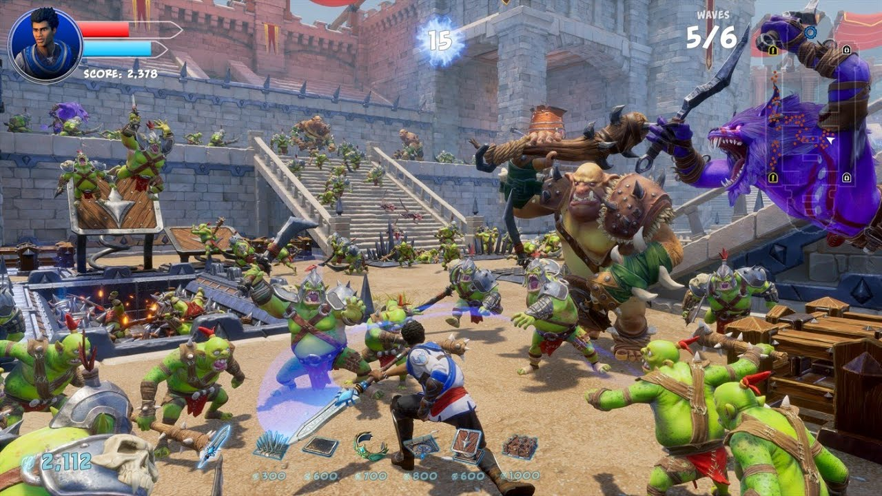 Gameplay video for Orcs Must Die! 3 thumbnail