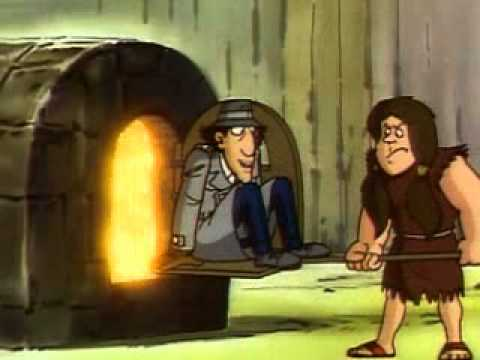 Inspector Gadget 145 - Old Man Of The Mountain (Full Episode)