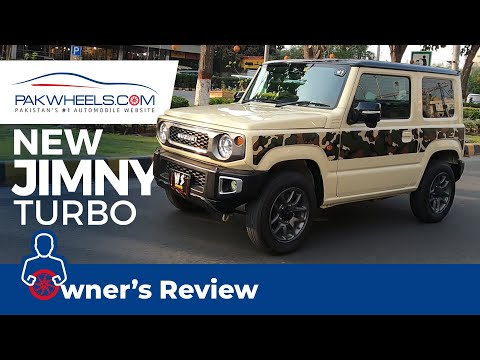 Suzuki Jimny 4th Generation | Owner's Review | PakWheels