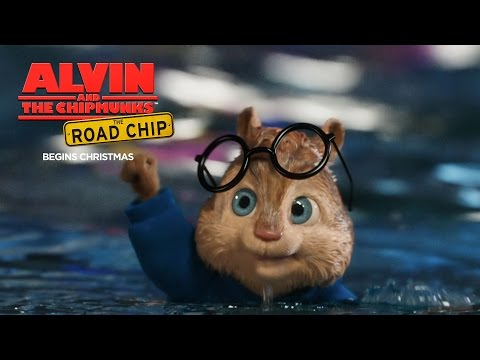 Alvin and the Chipmunks: The Road Chip Alvin and the Chipmunks: The Road Chip (TV Spot 'The Fast and the Furriest')