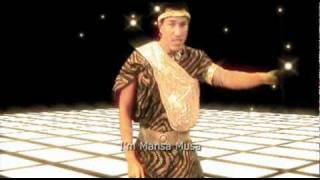 "Mansa Musa (""I'll Tumble 4 Ya"" by Culture Club)"