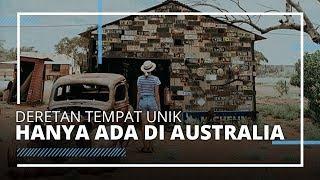 Deretan Tempat Unik Hanya Bisa Ditemukan di Australia, Ada Ibu Kota Ufo di Northern Territory