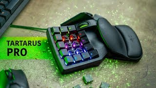 The ANALOG Gaming Keypad - Razer Tartarus Pro Review