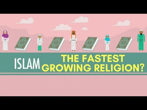 Is Islam the Fastest Growing Religion? (Myth v/s Reality)