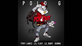 Polo G   Pop Out (Official Remix) (Official Audio) Ft. Tory Lanez, Lil Tjay, Lil Baby & Gunna