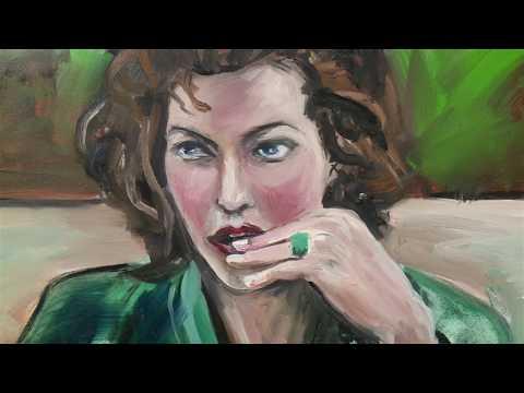 Erotische und Moderne Kunst, Gemälde kaufen, Berliner Galerie, Oktober, Ausstellung, Achtzig Galerie