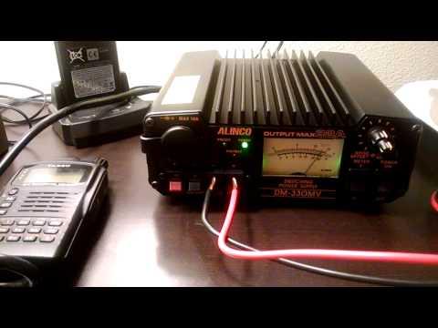 Alinco DM-330MV vs Powerwerx SPS-30DM