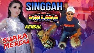 SINGGAH - LAGU COCOK BUAT MALAM MINGGU Cover Kendang CAK MET NEW PALLAPA KENDAL