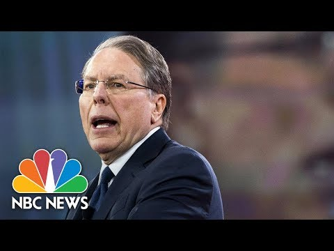 NRA Chief Wayne LaPierre At Conservative Political Action Conference (Full) | NBC News