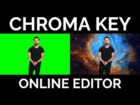 How to Edit Green Screen and Chroma Key Videos Online (Kapwing Editor)