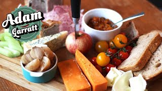How To Make A Proper Ploughmans Lunch | British Recipes