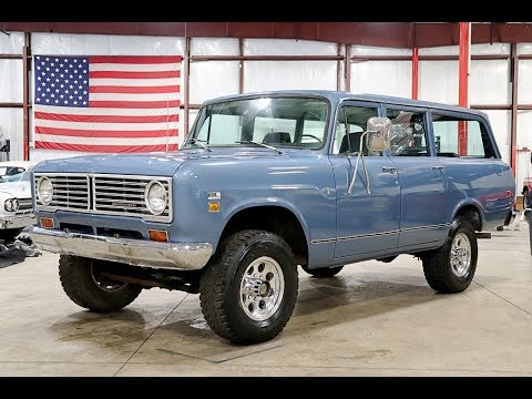 Video of 1973 Harvester Offered by GR Auto Gallery - Q50E