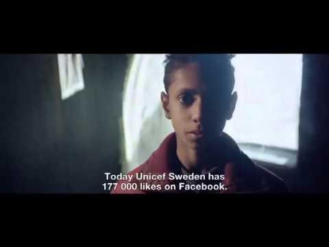 UNICEF tung video chế nhạo những kẻ dùng từ thiện câu like 1