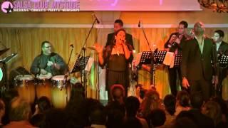 Celia Cruz Medley 'La India' Live in Amsterdam