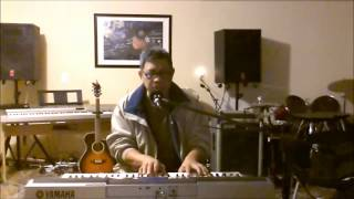 At The Foot Of The Cross - Don Moen (Cover) by Josil Tayson