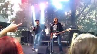 Kabát revival Plzeň - Banditi di praga