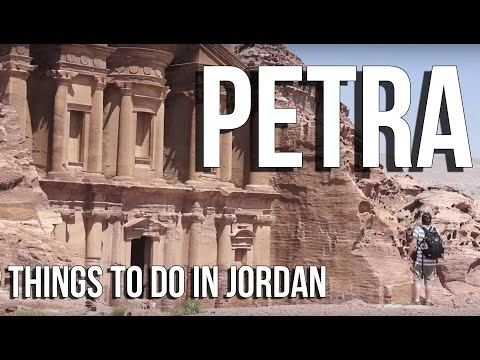 Video Lost City of Petra tour travel guide (tourism) | Top things to do in Jordan
