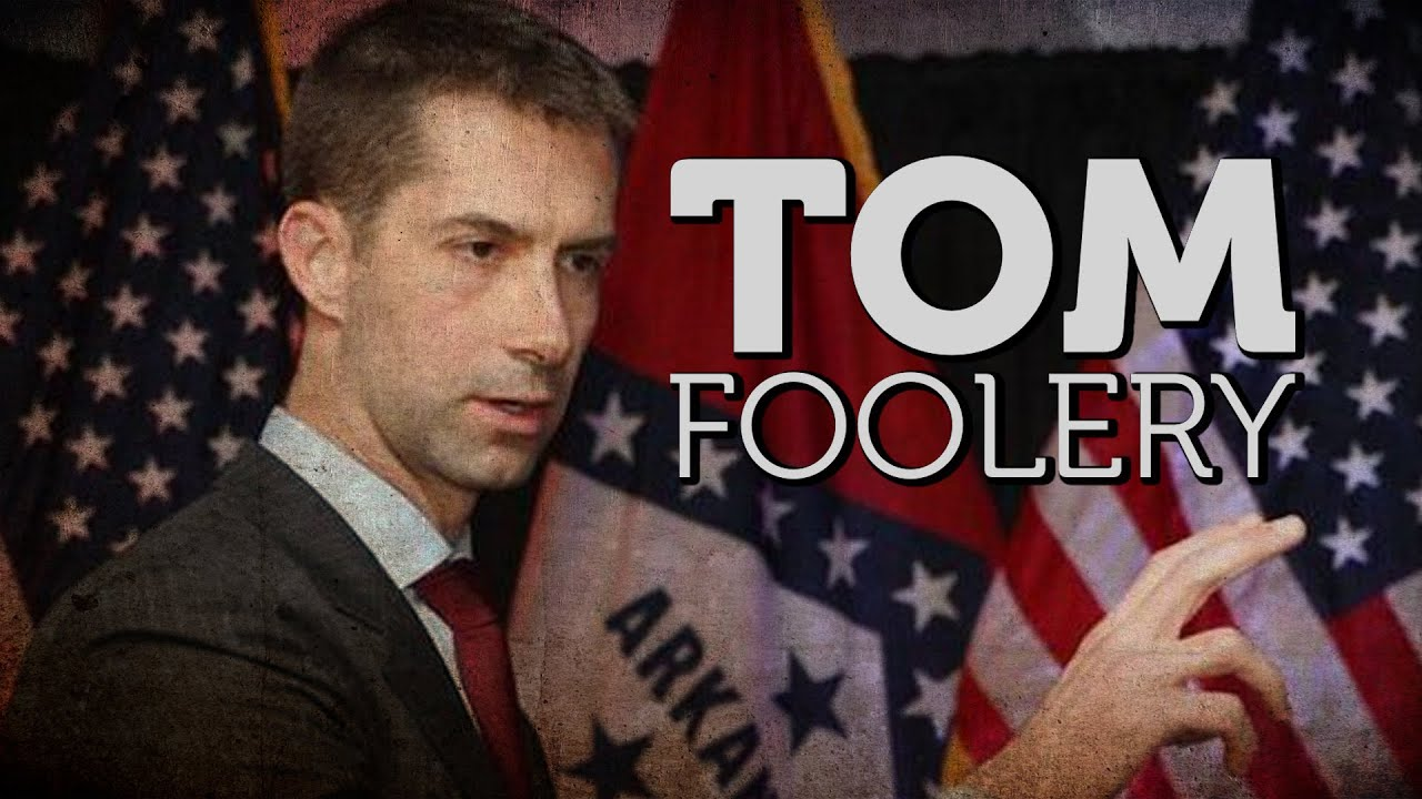 Senator Tom Cotton Is COMPLETELY Wrong About ISIS Winning thumbnail