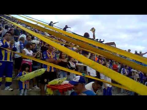 """""""59 ATLANTA VS ALAMGRO 2014 PONGA HUEVO BOHEMIO ESTA BANDA TE VIENE A ALENTAR"""" Barra: La Banda de Villa Crespo • Club: Atlanta"""