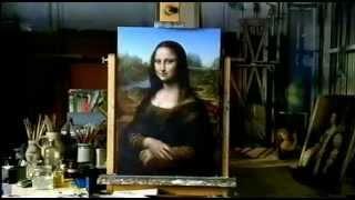 Leonardo DaVinci The Mona Lisa
