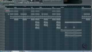Kanye West - Mercy ft. 2 Chainz,Pusha T,Big Sean  [Remake] Free FLP