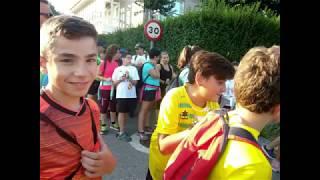 Vídeo con testimonios del Camino de Santiago en familia 2019