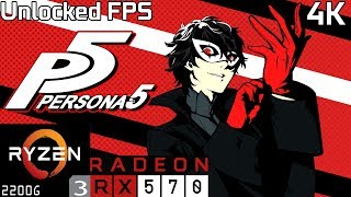 Persona 5 60fps Patch Not Working