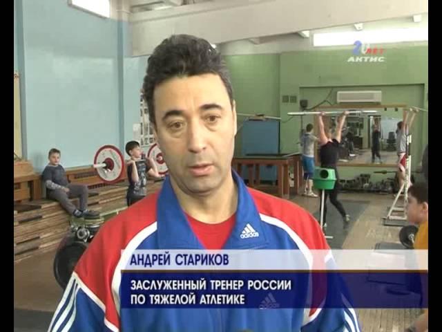 Ангарчане завоевали серебро на Первенстве СФО по тяжелой атлетике