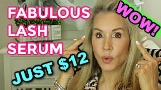 EYELASH GROWTH SERUMS! THE BEST LASH GROWTH SERUM I HAVE EVER USED AND IT'S ONLY $12! | GREAT LASHES