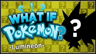 Lumineon  - (Pokémon) - What if Lumineon Were Flying and Electric Type? Feat.ScottishBrah