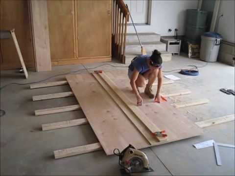 Cutting A Sheet Of Plywood With A Circular Saw Robluciblog