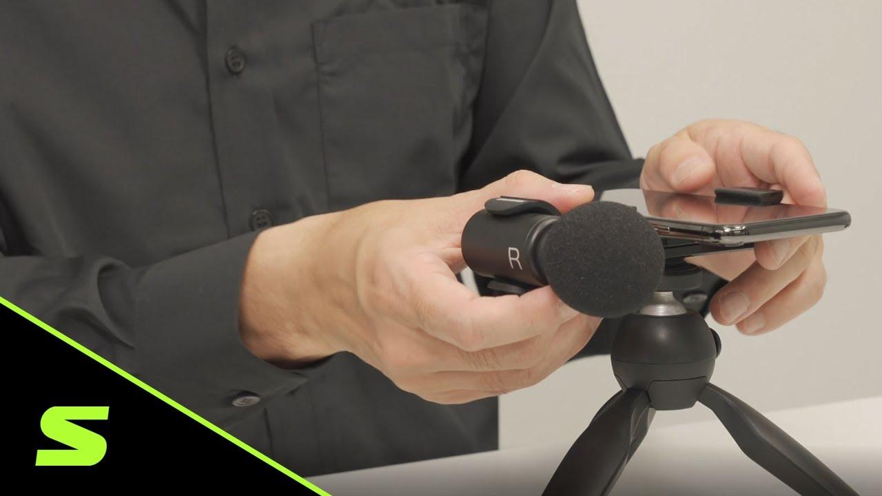 MV88+ ビデオキット | フィールドレコーディング用セットアップ