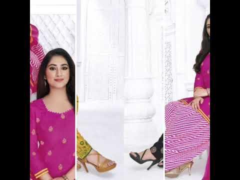 Pranjul Dress Material Priyanka Vol 6 Latest Cotton Catlog