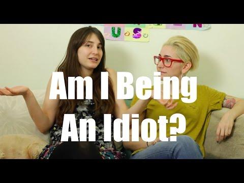 Am I Being An Idiot? / Gaby & Allison