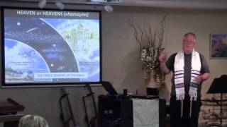 Genesis 1:6-8 – The Firmament, Day Two Of Creation